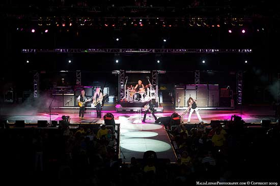 Aerosmith in Maui 2009