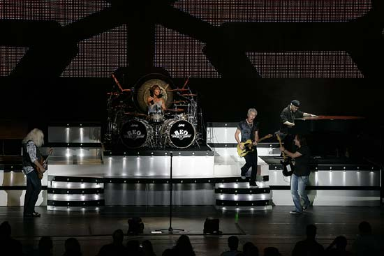 REO Styx 2009 Tour