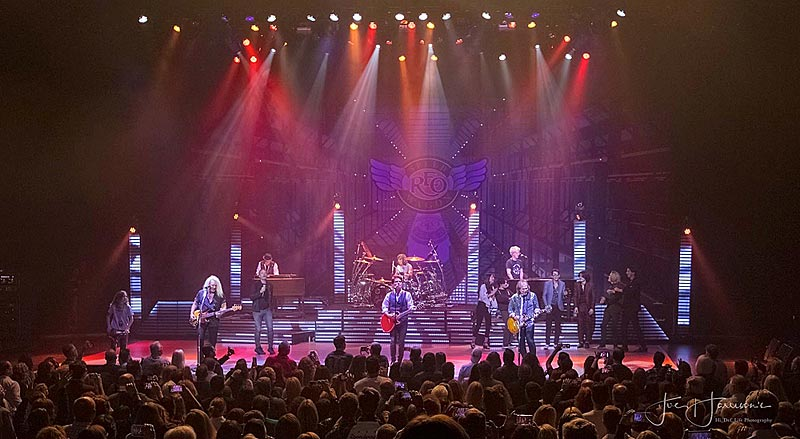 REO Speedwagon Tour 2019